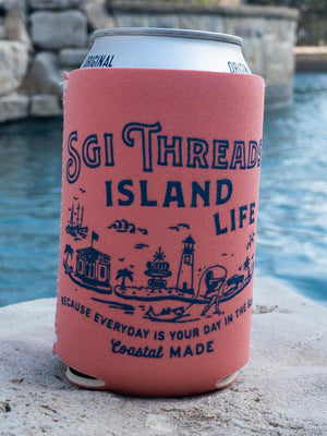 SGI NEOPRENE COLLAPSIBLE KOOZIE