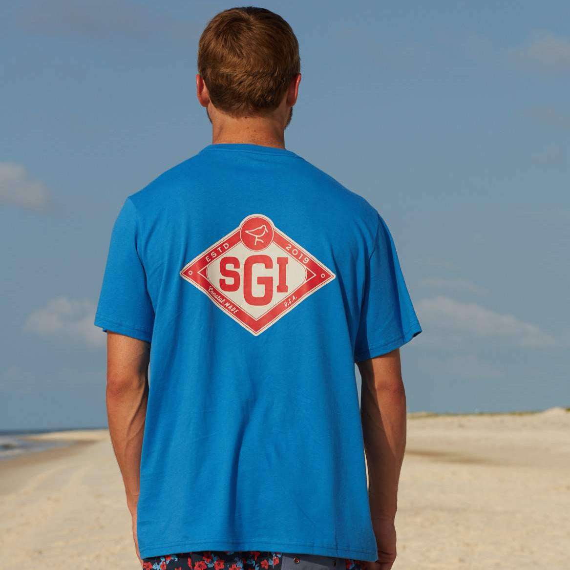 SGI DIAMOND TEE