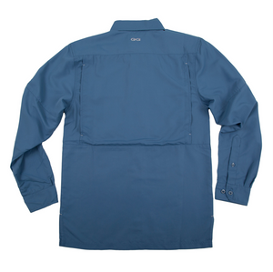 BUTTON-DOWN-FOR-ANYTHING OUTDOOR PERFORMANCE LONG SLEEVE (in 2 colors)
