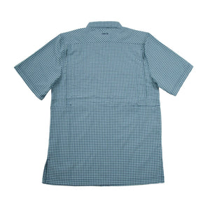 BUTTON-DOWN-FOR-ANYTHING TEKCHECK PERFORMANCE SHORT SLEEVE