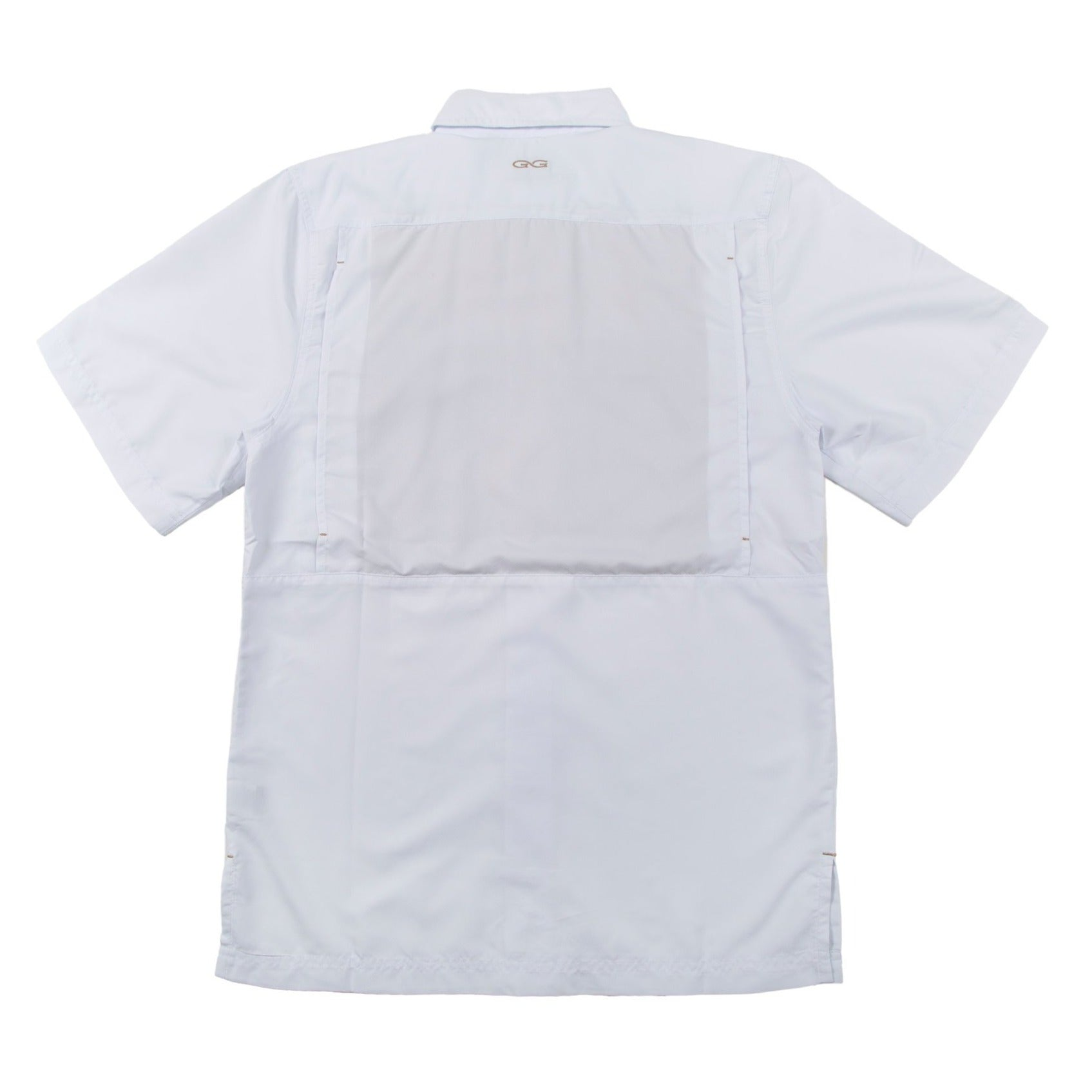 BUTTON-DOWN-FOR-ANYTHING OUTDOOR PERFORMANCE SHORT SLEEVE