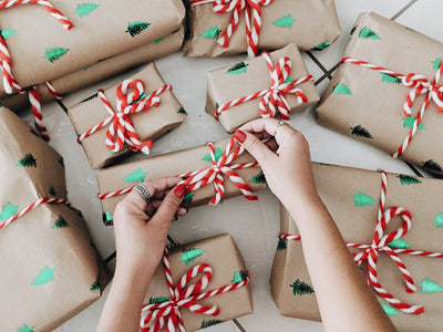 Great Eco-Friendly Gift-Wrapping Ideas