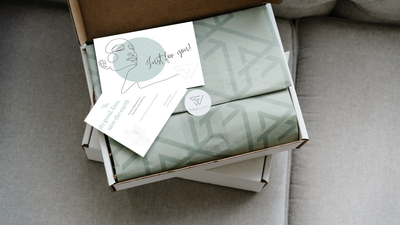 Build a custom gift box