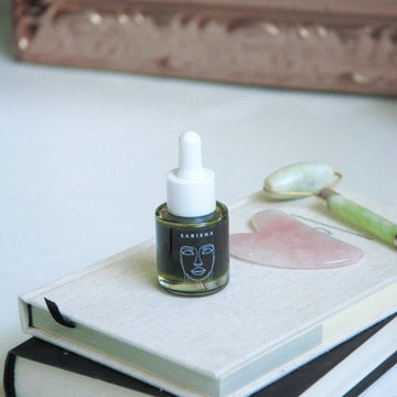 Green Goddess Glow Oil