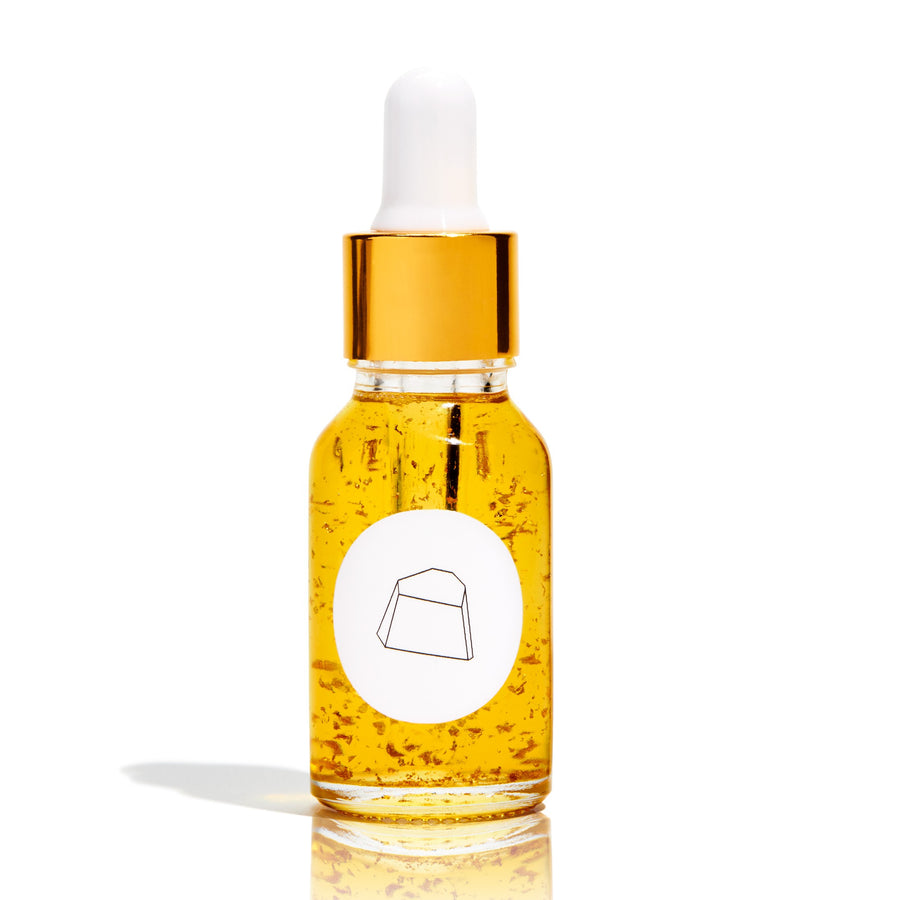 Marula Rosehip Gold Facial Oil