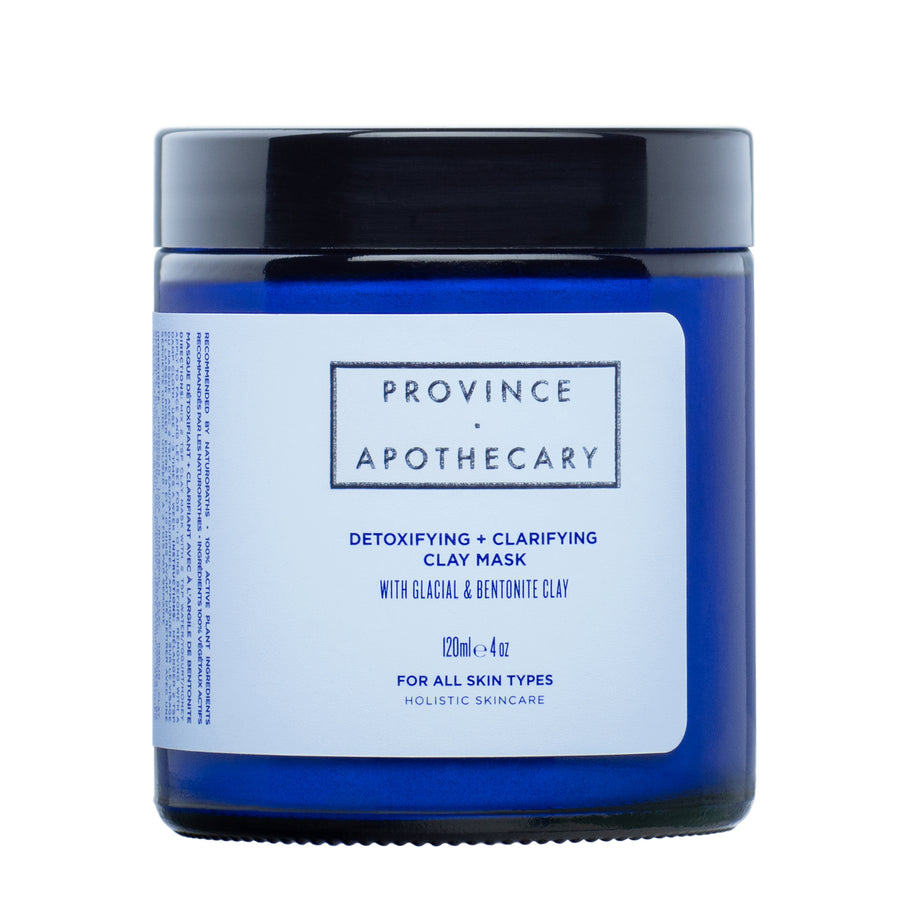 Detoxifying + Clarifying Clay Mask