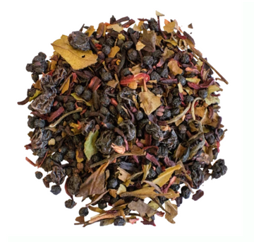 Heap of hibiscus and berry blend tea