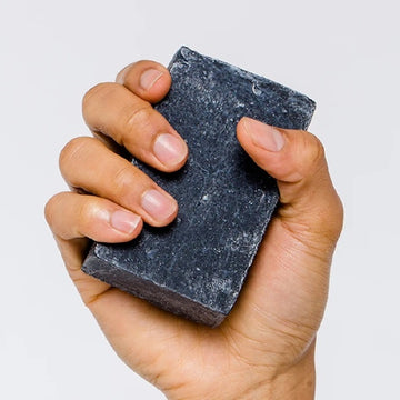 Vulcano | Activated Charcoal Bar Soap
