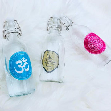 Label of Love - Water Bottle Affirmation Decals