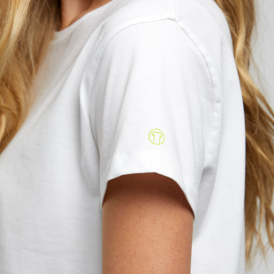 The Original Zero Waste Organic Cotton Tee