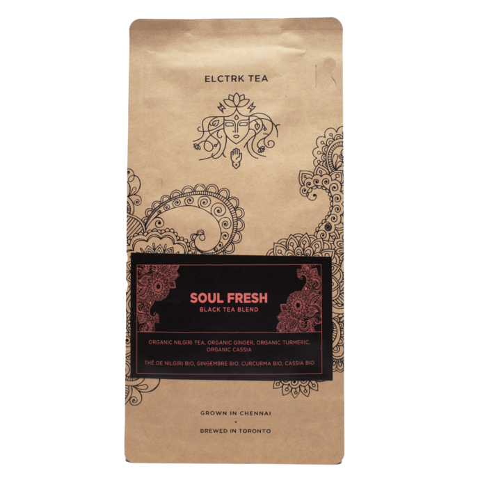 Soul Fresh - Black Tea Blend