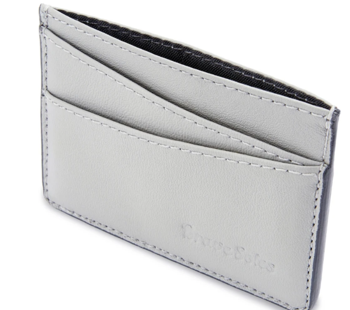 The Voyager Leather Card Holder