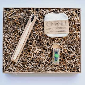 Zero Waste Bathroom Starter Bundle