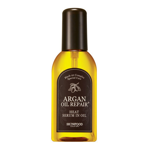[SKINFOOD] Argan Oil Repair Plus Heat Serum in Oil