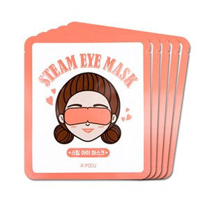 [APIEU] Steam Eye Mask (5Sheets)
