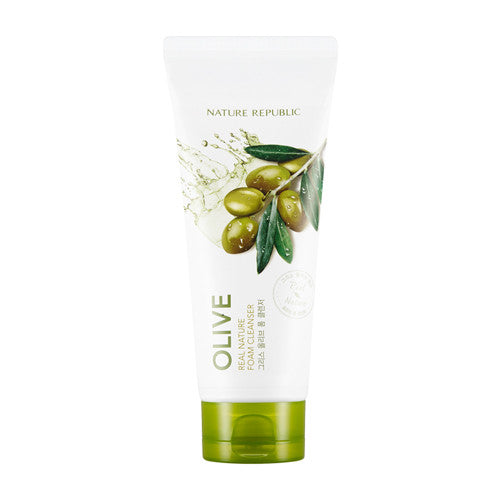 NATURE REPUBLIC Real Nature Form Cleanser - Olive
