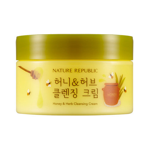 [NATURE REPUBLIC] Honey & Herb Cleansing Cream
