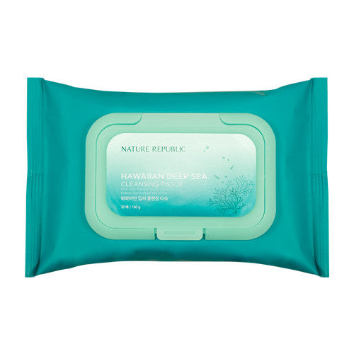 [NATURE REPUBLIC] Hawaiian Deep Sea Cleansing Tissue