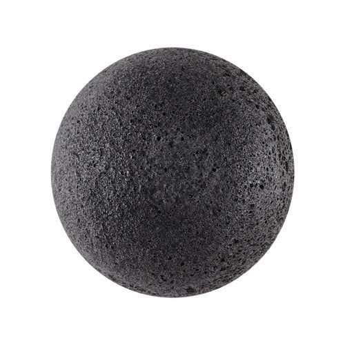 [NATURE REPUBLIC] Beauty Tool Konjac Cleansing Puff - charcoal