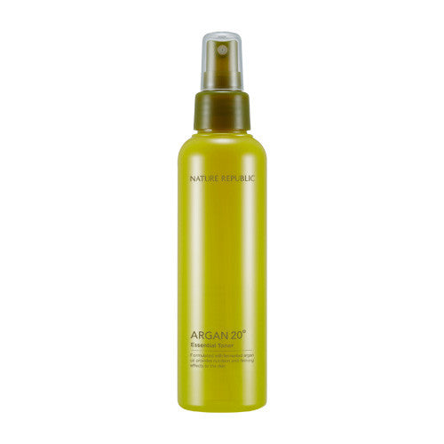 NATURE REPUBLIC Argan essential 20 Toner