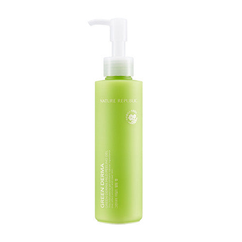 [NATURE REPUBLIC] Green Derma Mild Peeling Gel