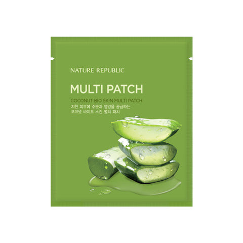 [Nature Republic] Coconut Bio Skin Multi Patch