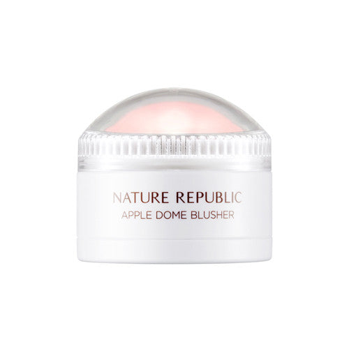 [NATURE REPUBLIC] Botanical Apple Dome Blusher 1 Pink Apple