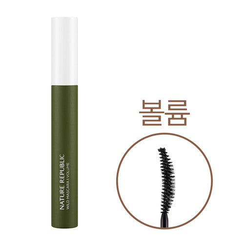 [NATURE REPUBLIC] Wild Mascara #1 Volume