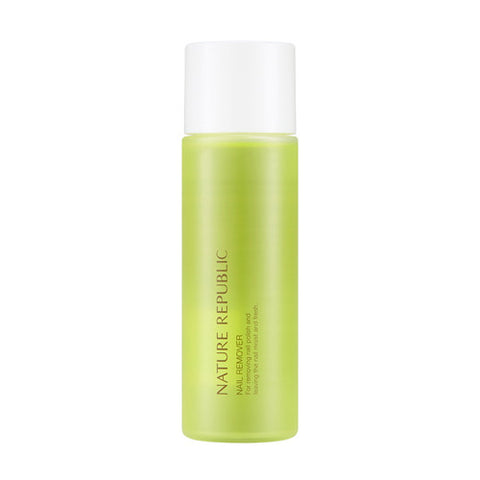 NATURE REPUBLIC Nail Remover (Green Tea)