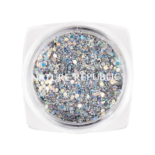 [NATURE REPUBLIC] Color & Nature Real Glitter #2 Silver