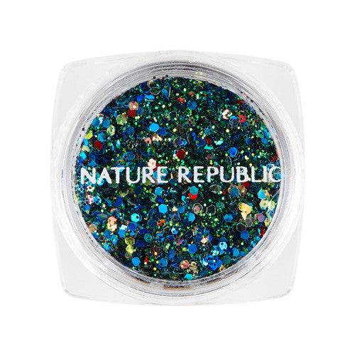 [NATURE REPUBLIC] Color & Nature Real Glitter #4 Opal
