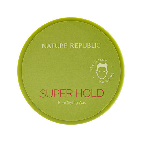 [Nature Republic] Herb Styling Wax Super Hold