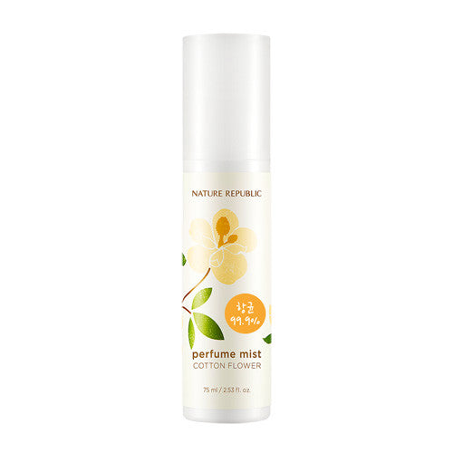 [Nature Republic] Refresh Perfume Mist Cotten Flower