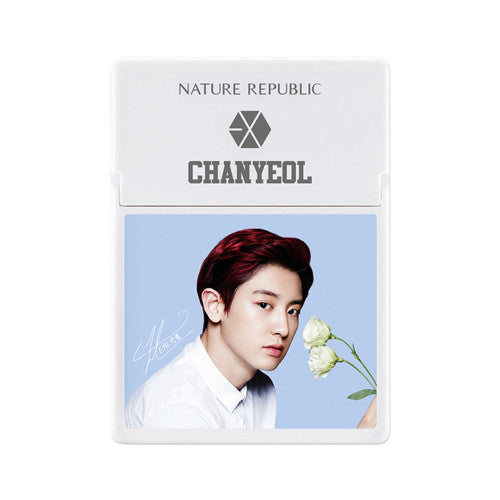 [NATURE REPUBLIC] [EXO Edition] Oil Paper_CHANYEOL