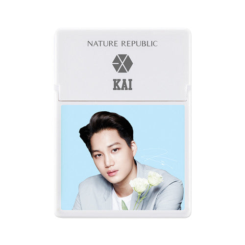 [NATURE REPUBLIC] [EXO Edition-KAI] Beauty Tool Oil Control Paper (50pcs)