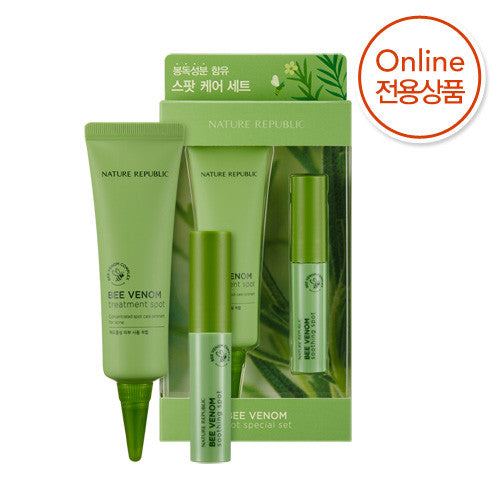 [NATURE REPUBLIC] Bee Venom Spot Set