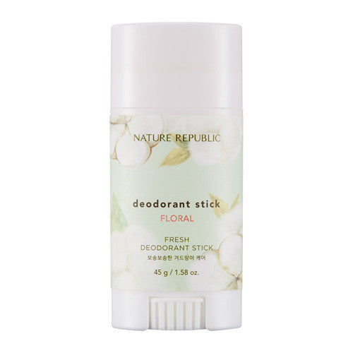 [NATURE REPUBLIC] Fresh Deodrant Stick - Floral