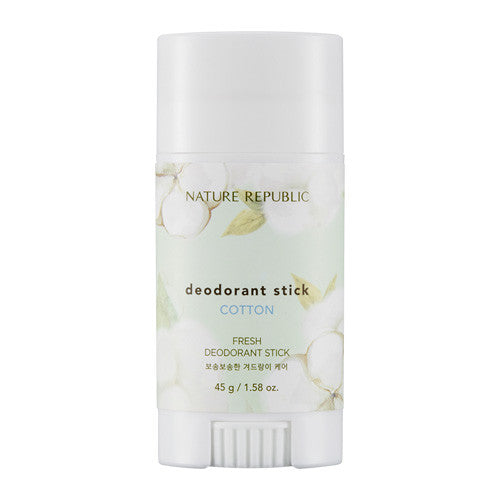 [NATURE REPUBLIC] Fresh Deodrant Stick - Cotton