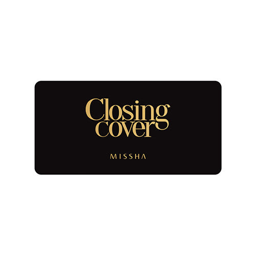 [MISSHA] Closing Cover Palette Concealer [No.2 Honey Mix]