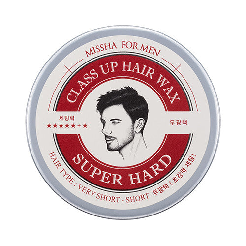 [MISSHA] [MIssha For Men] Class Up Hair Wax [Super Hard]