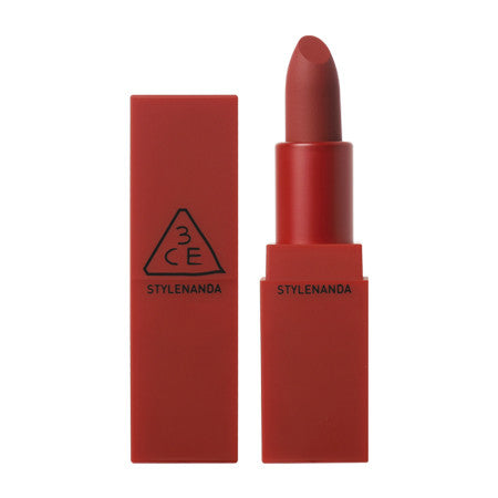 [3CE] 3CE RED RECIPE MATTE LIP COLOR #215 RUBY TUESDAY