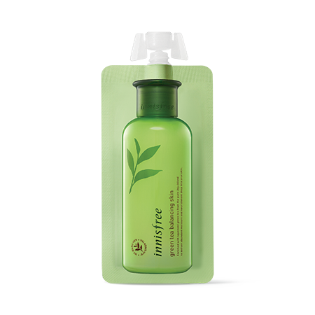 [Innisfree] Green Tea Balancing Skin