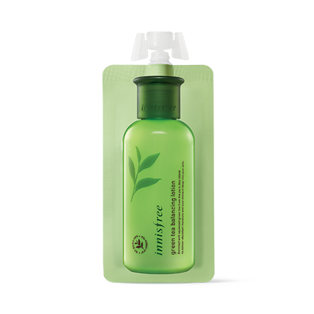 [Innisfree] Green Tea Balancing Lotion