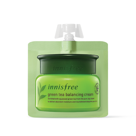 [Innisfree] Green Tea Balancing Cream