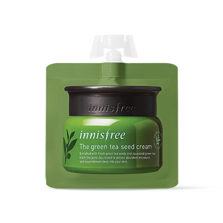 [Innisfree] The Green Tea Seed Cream 5ml