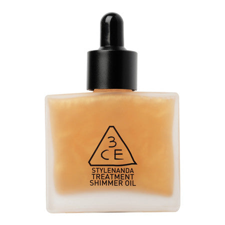 [3CE] TREATMENT SHIMMER OIL