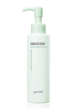 [GOODAL] Natural Clear Moist Cleansing Foam