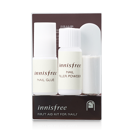 [innisfree] First Aid Kit For Nails