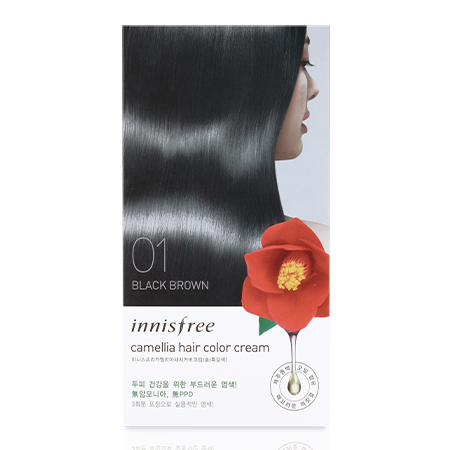 [innisfree] Camellia Hair Color Cream