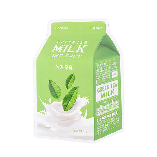 [APIEU] Green Tea Milk One-Pack